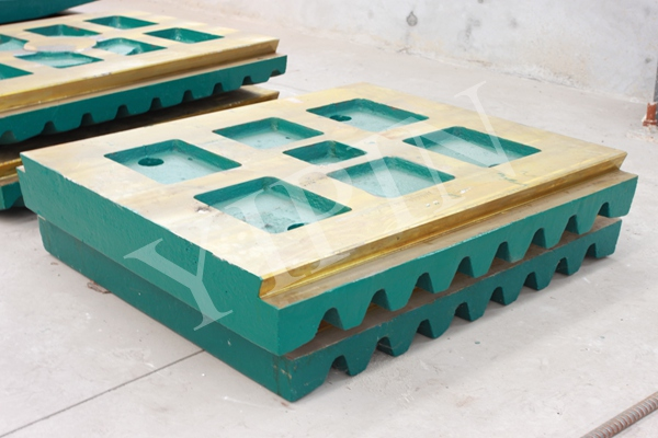 Metso Jaw Crusher Jaw Plate